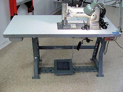 Juki LU-563 Industrial Walking Foot Sewing Machine W Reverse HEAD ONLY