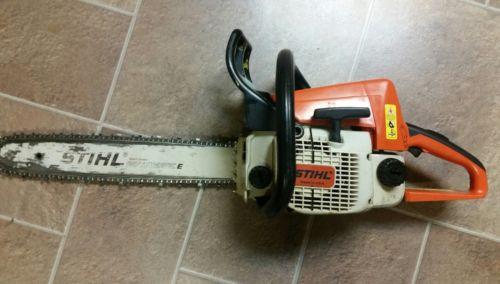 stihl 025 ms250 chainsaw 18