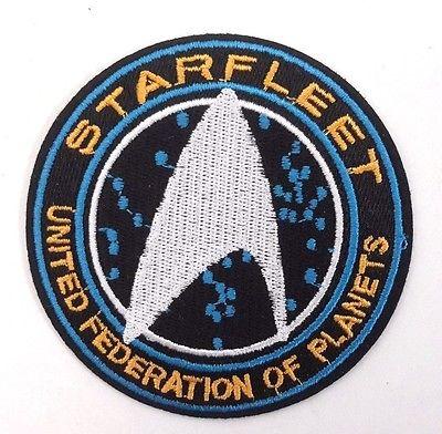 Star Trek Beyond- Starfleet UFP Silver  4