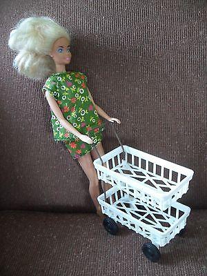 Vtg Mattel Barbie Doll, 1966 12