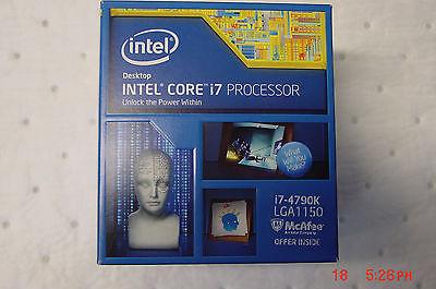 #13 Intel BX80646I74790K Core i7-4790K Processor 4.0GHz 5.0GT/s  LGA 1150 x 20