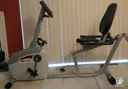 SCHWINN Recumbent exercise Bike - perfect condition - GREAT GIFT