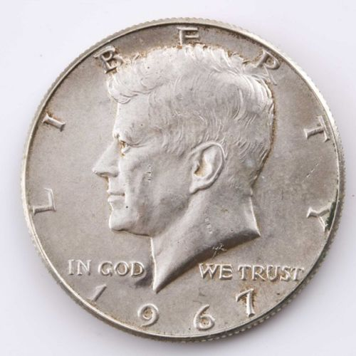 Unsearched Lot Of 200 Kennedy Half-Dollars