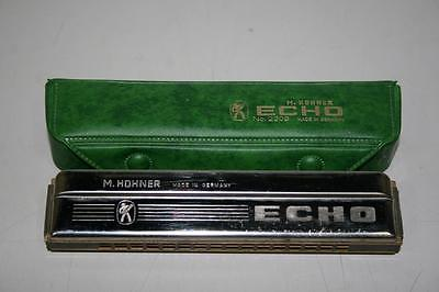M. Hohner 2309 Echo Harmonica Key of C