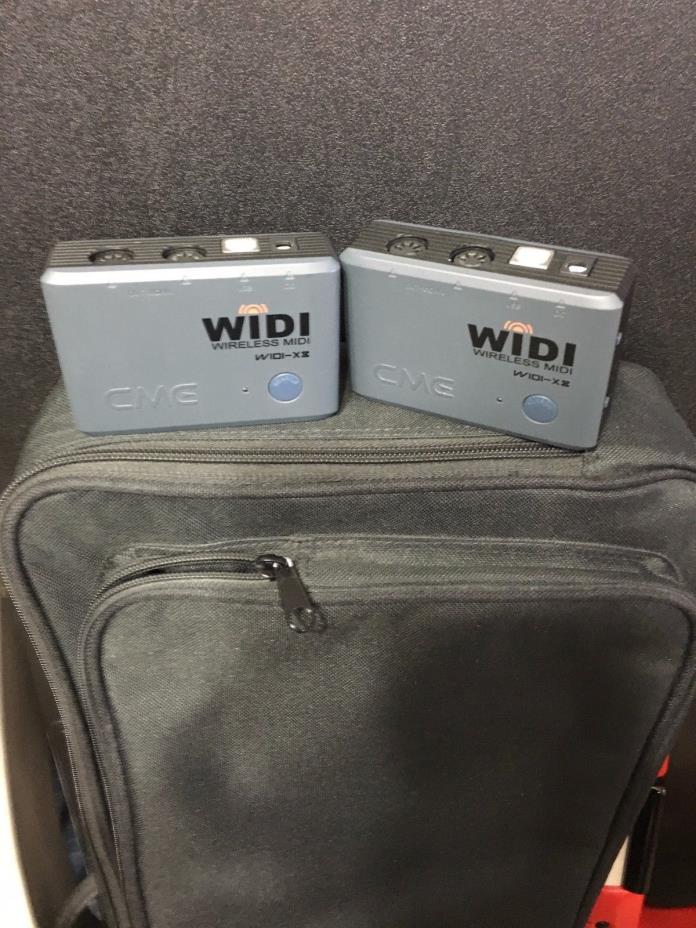 CME WIDI X-8 wireless interfaces