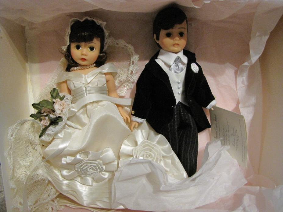 Madame Alexander Jackie and John Dolls