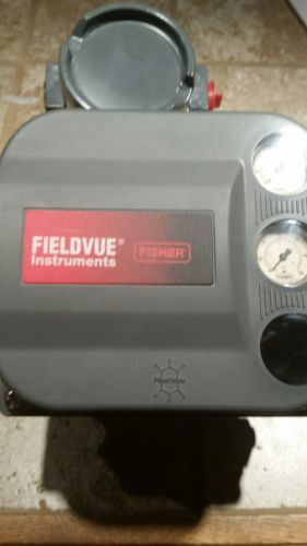 Fisher DVC6010 Type AD HART 4-20MADC Digital Valve Controller NEW