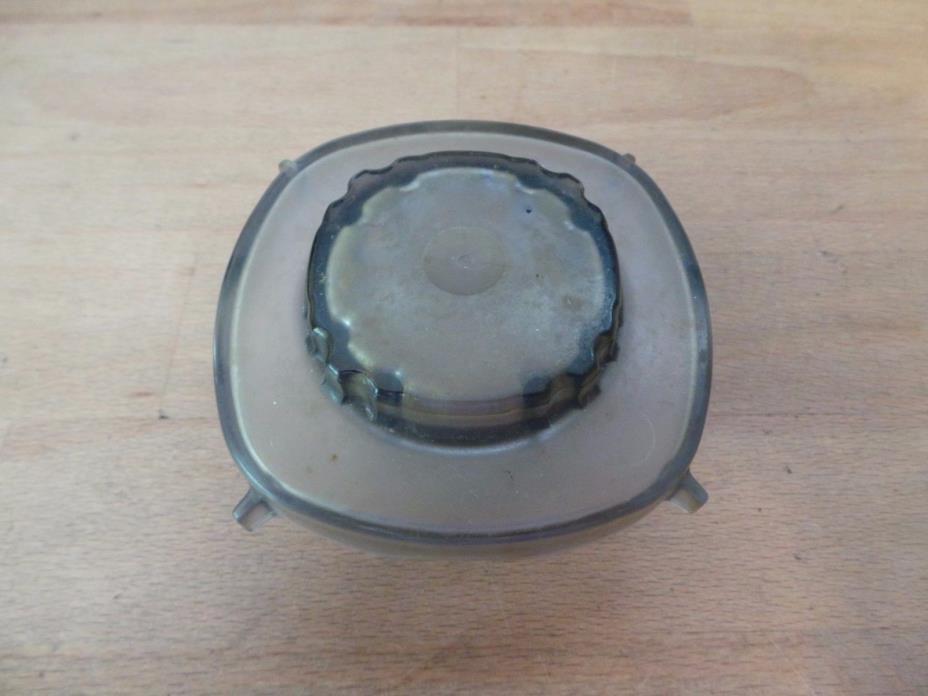 VITAMIX BLENDER 5000 64 OZ Blender Jar Pitcher TOP LID Cover Clear Plastic