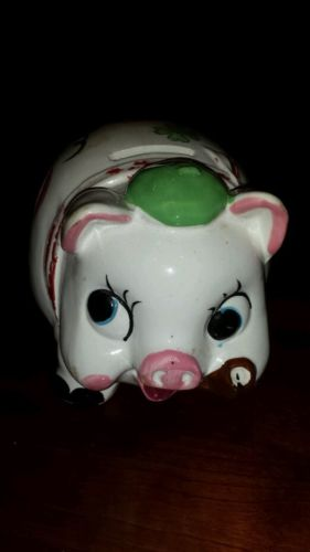 Vintage piggy bank Inarco