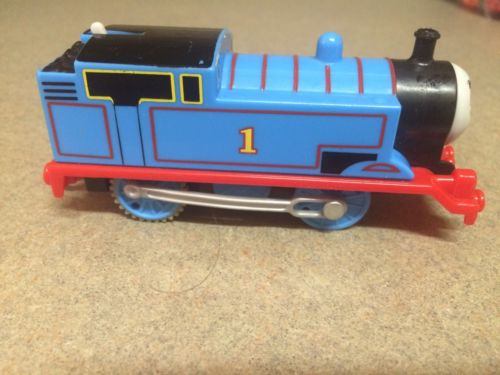 Thomas Train TOMY TRACKMASTER Motorized Thomas plastic