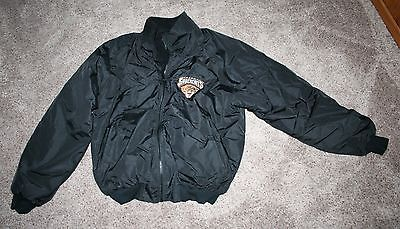 TACOMA SABERCATS WEST COAST HOCKEY LEAGUE LOGO JACKET