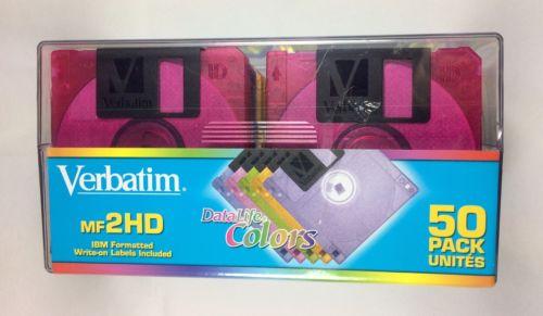 Verbatim DataLife Color 3.5