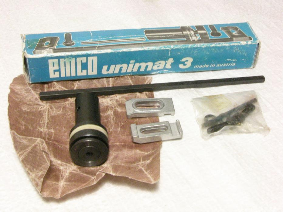 Emco Unimat 3 Lathe Combing Attachment for Circular Table Saw, Ref #151130