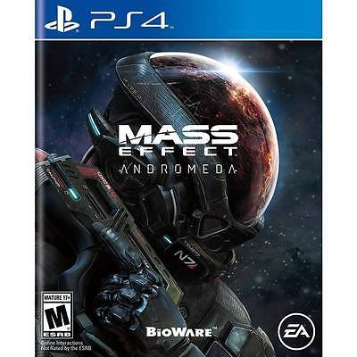 Mass Effect Andromeda PS4 FAST SHIPPING!!!