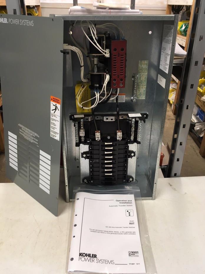 Kohler 16 circuit automatic transfer switch