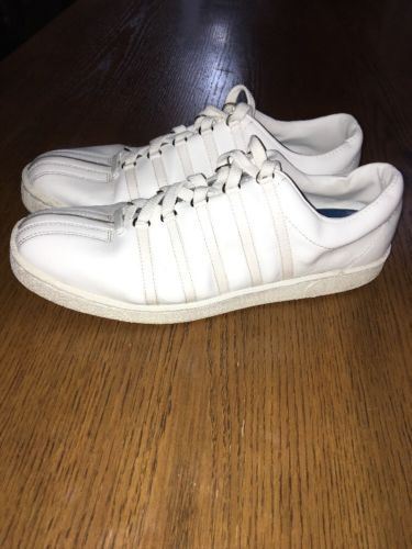 K-Swiss Men's Classic Tennis Shoes Size 11