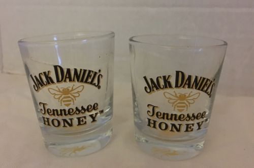 Jack Daniel'sTennessee Honey Collectible Shot Glass