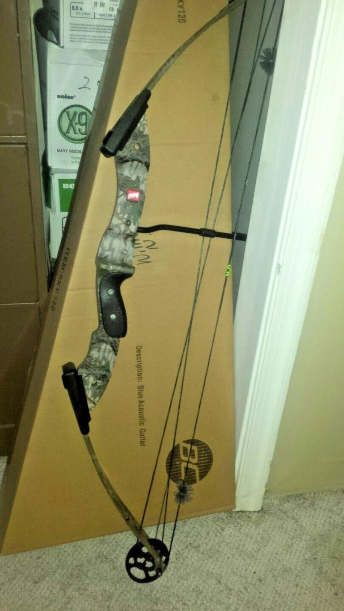 Pse compound archery bow
