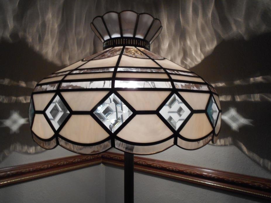 AMAZING STAINED GLASS SHADE