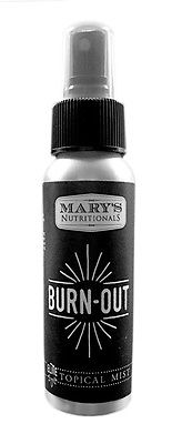 Mary's Nutritionals Burn-Out Topical Mist  250mg **FREE SHIPPING**