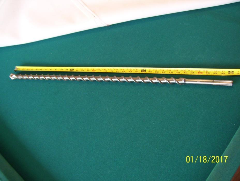 (1) LARGE SDS MAX 1