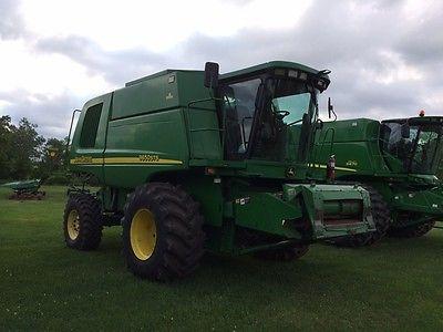 2001 John Deere 9650 STS Combines & Harvesters