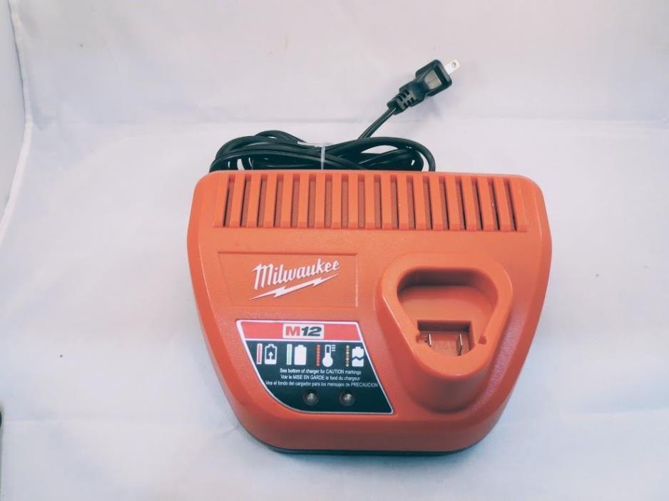 Milwaukee 48-59-2401 12 Volt Li-ion Battery Charger