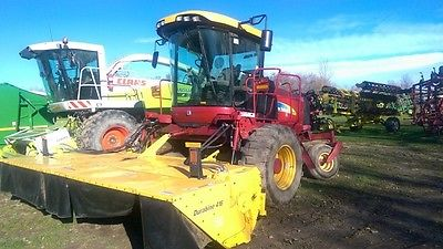 2013 New Holland h8060 Swathers & Windrowers