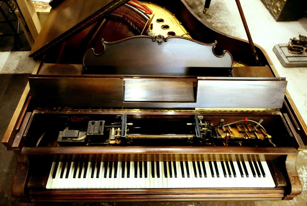 Steinway Duo Art Reproducer Grand