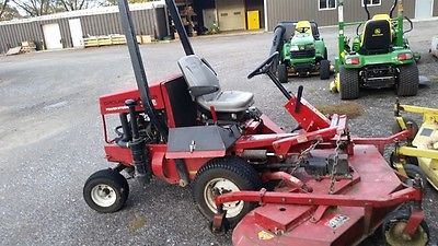 2000 Toro 345 GROUNDSMASTER Front Mount Mower