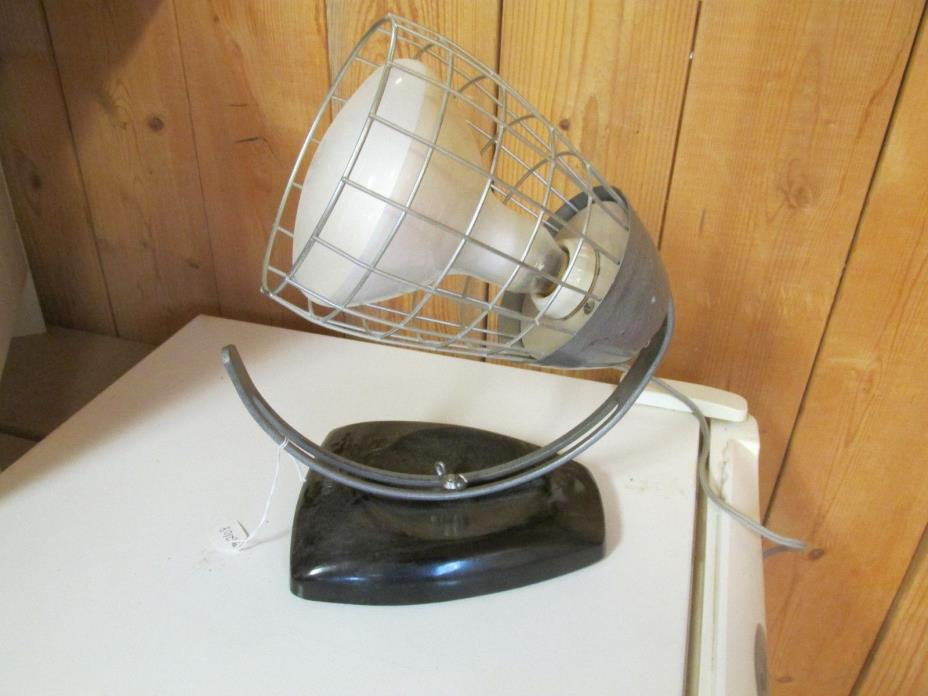 Vintage Viking Sun Lamp Retro Steampunk collectable lighting