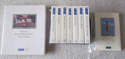 Jenny Craig Weight Loss Tapes and Videos