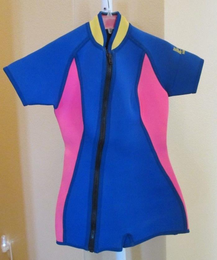 HARVEY'S Women's X-Large Neoprene Shortie Style Wetsuit