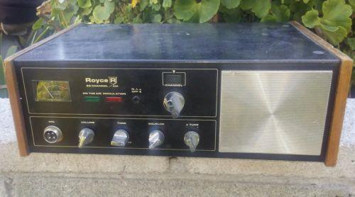 Cb Radio Royce - For Sale Classifieds
