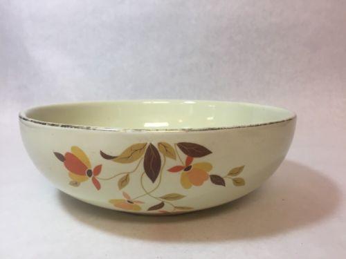 Vintage Hall Superior Jewel Tea Autumn Leaf 9