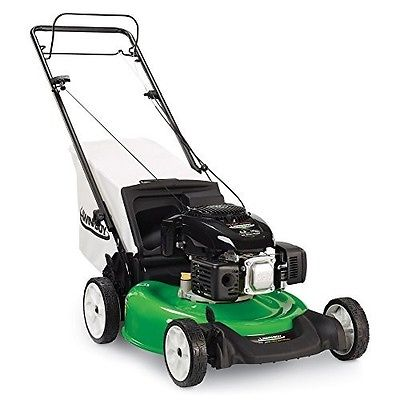 Self Propelled Lawn Mower Gas Rear Wheel Drive Height Cut 3-in-1 Discharge Mulch