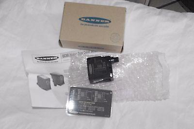 Banner QC50A3P6XDWQ True Color 20 mm Range Sensor 10-30 VDC