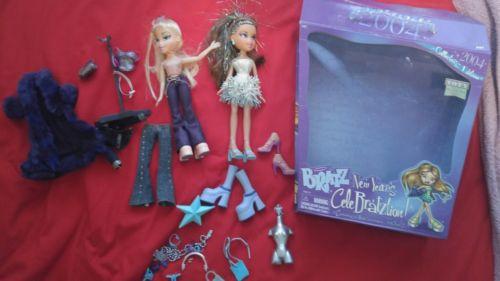 bratz dolls 2004 new year celebratztion