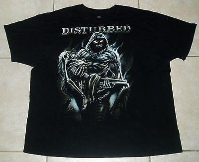 DISTURBED T Shirt (2XL / 3XL) 2 Extra Large Mens Metal