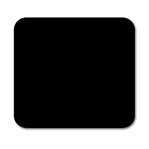 Handstands Black Mousepad