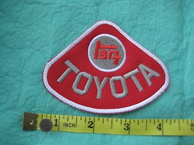 Toyota Truck  Racing Division  Patch
