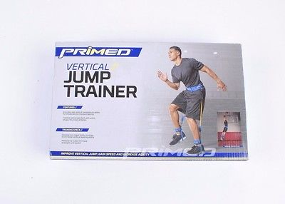 Primed vertical jump trainer