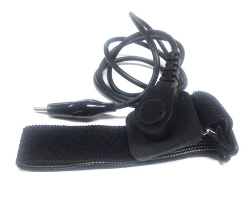 Radio Shack Static-Control Wrist Strap Static Protect Static Discharge