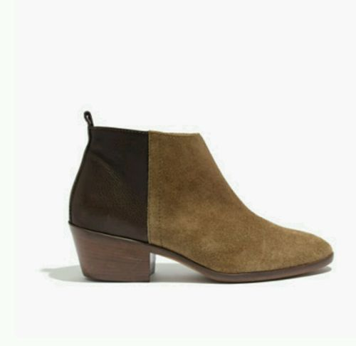 Madewell charley boot 5.5 new without box