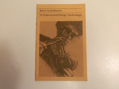 Black Contributors To Science and Energy Technology