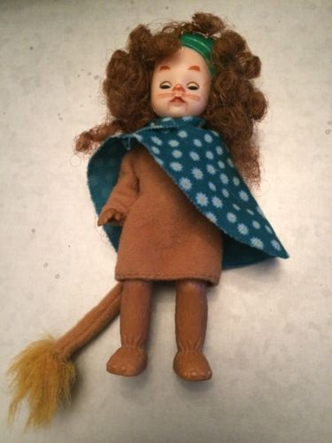 Madame Alexander Doll Wizard of Oz Cowardly Lion  2008