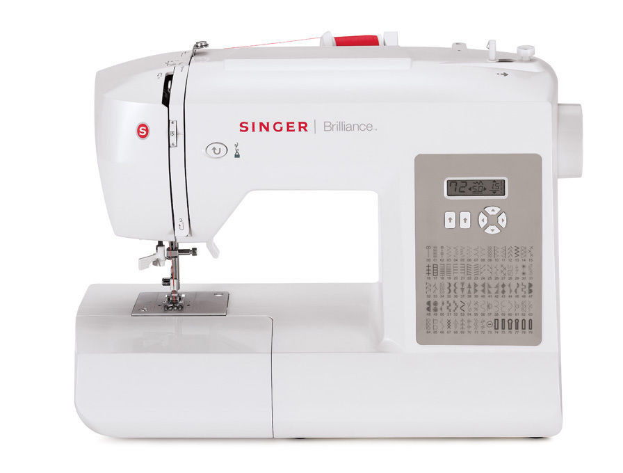 Singer 6180 Brilliance Electronic Sewing Machine BRAND NEW SEALED