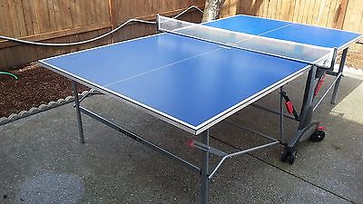 Kettler  Stockholm GT outdoor ping pong table (fullyassembled ready for pick up)