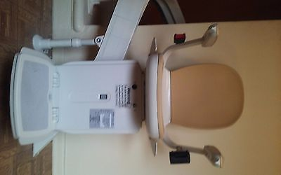 Acorn 180 Curved Stairlift