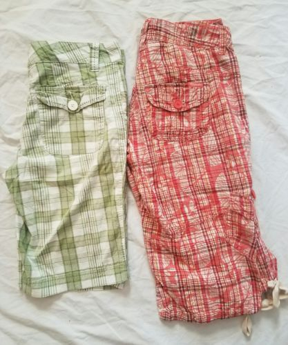 women's small short lot